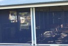 Kingsford WA Clear pvc blinds 4